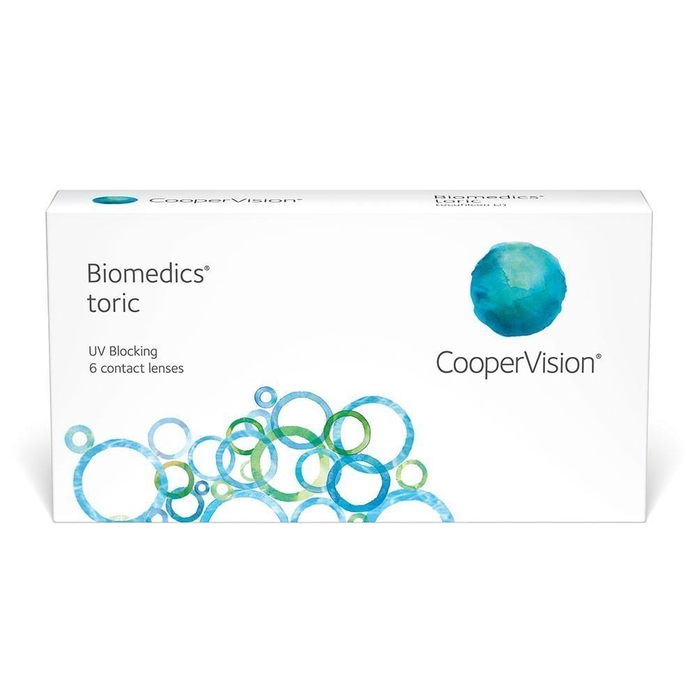 Biomedics Toric - Lente de Contato Incolor   Viallure eea113bc83