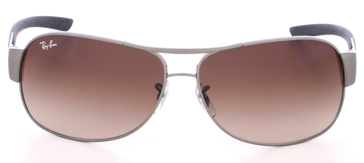 Óculos de Sol Ray-Ban Highstreet RB 3404 Marrom Degradê e Grafite 65 e114416341