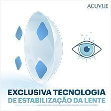 1d0e765d3010f Acuvue Oasys para Astigmatismo com Hydraclear Plus e Ultrasept ...